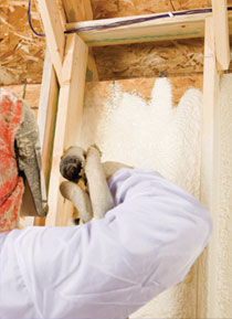 Tucson Spray Foam Insulation Services and Benefits