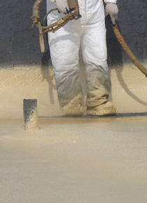 Tucson Spray Foam Roofing Systems